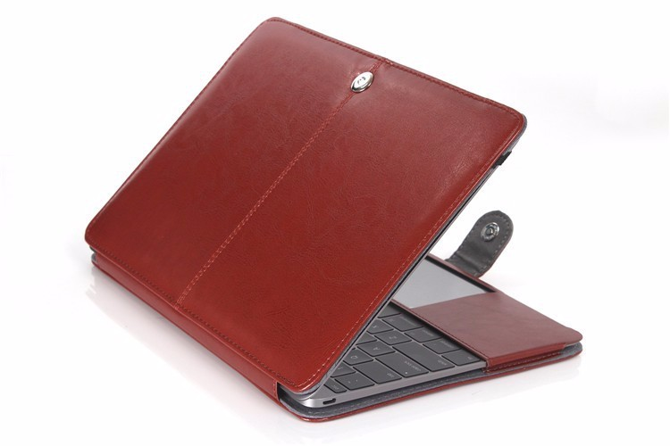 PU leather Notebook Case for MacBook 76