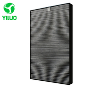 Air Purifier Parts KC Y180SW FU Y180SW Cleaning Parts FZ Y180SFS HEPA and Carbon Dust Air Filter
