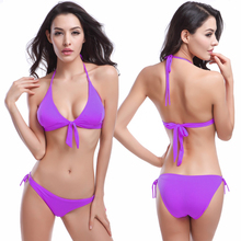 2017 Sexy Bandage Brazilian Push Up Bikini Women Swimwear Swimsuit Biquini Beach Wear Bathing Suit Bikinis Set Maillot De Bain стоимость