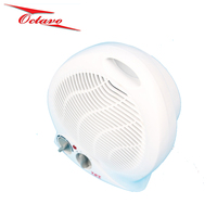 Mini Fan Heater On Table Desk Energy Saving Small Household Electric Heater Silent