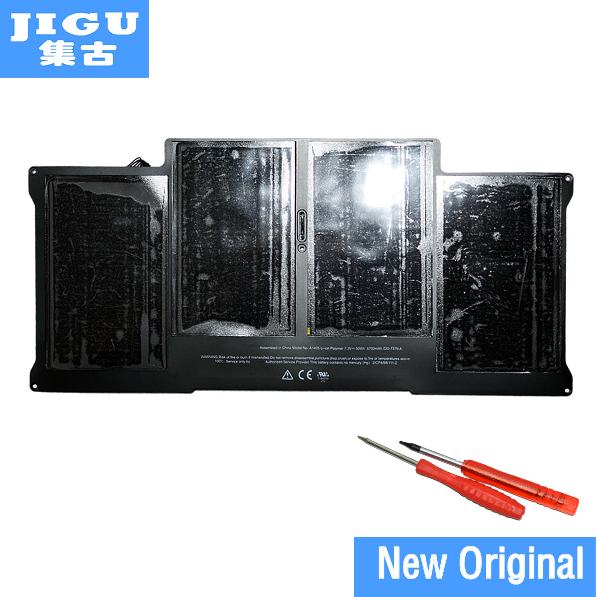 JIGU Original batterie Für MacBook Air 13