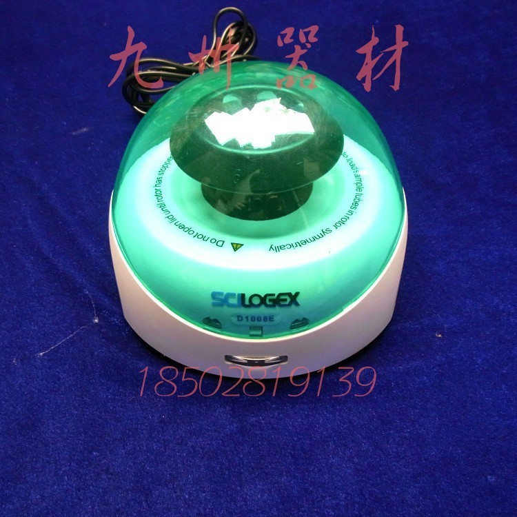 SCILOGEX D1008E центрифуга мини Пальмовая центрифуга 5000 об/мин лабораторная Центрифуга