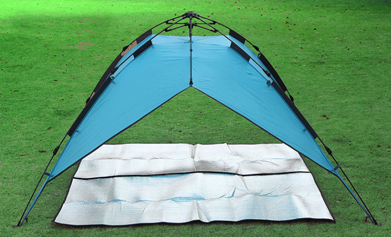 SY Foldable Folding Mattress Mat Pad Waterproof Aluminum Foil Tent Ground Sheet Outdoor C&ing Mat Picnic Mattress Tent-in C&ing Mat from Sports ... & SY Foldable Folding Mattress Mat Pad Waterproof Aluminum Foil Tent ...
