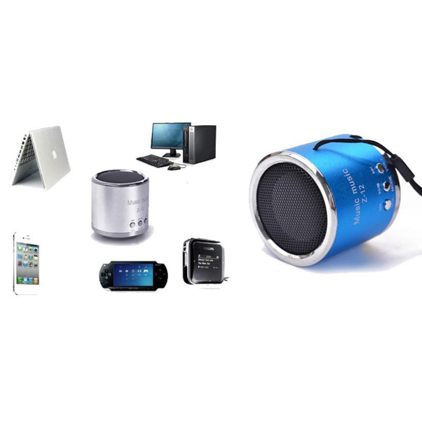 Hifi Players Hiperdeal Portable Mini Stereo Bass Speakers Music Player Wireless Tf Speaker Plastic Touch Tone Mini Mp3 Player Ja16 Hifi Devices