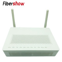 GPON ONU HG8546M ONT termianl with 1GE+3FE+voice+wifi English software modem of Service Boxs CTO