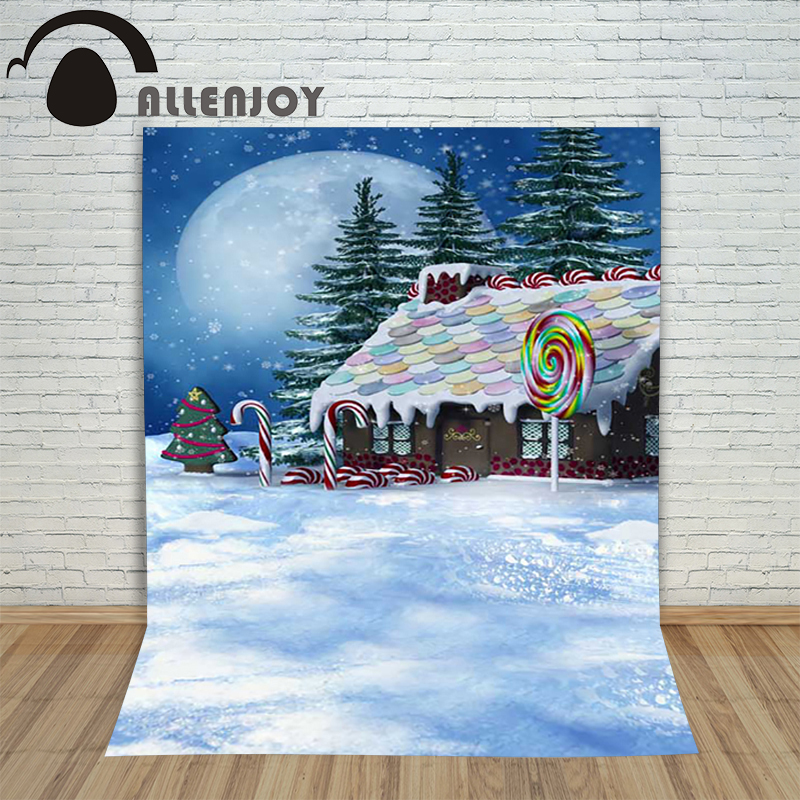 Background photography studio Christmas Snow color candy winter background for photo shoots children's photographic new year christmas photographic background snow snow in winter new year photo vinyl cloth year of the rooster