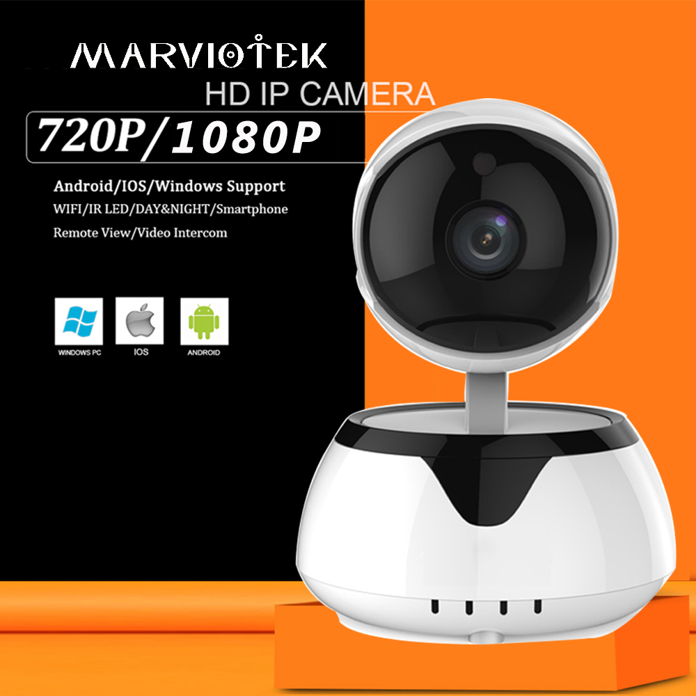 1080P HD Wireless IP Camera Smart WiFi IR Video Surveillance CCTV Camera Indoor Baby Monitor Night Vision 720P Home Security Cam wifi ip camera indoor bulb light camera home security cctv surveillance micro camera 720p 1080p mini smart night vision hd cam page 5