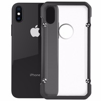 Phone Case Full Body Heavy Duty Protection Shockproof Slim Fit Clear Anti Knock Case For Apple