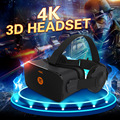 2016 PIMAX 4 K VR Realidade Virtual Óculos 3D Headset para PC 110 Graus FOV 1000Hz Dual Giroscópio 8.29MP
