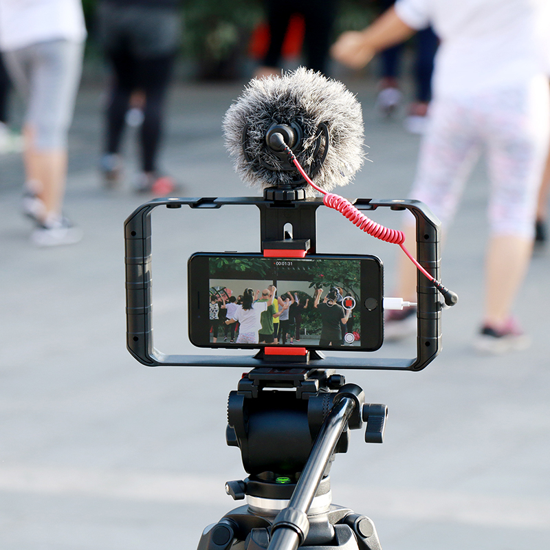 Smartphone Video Rig Stabilizer 50