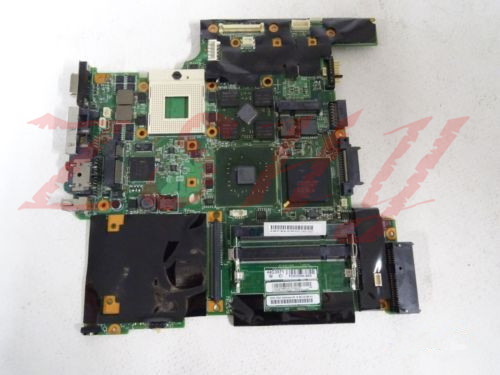 for Lenovo ThinkPad R60 <font><b>T60</b></font> laptop <font><b>motherboard</b></font> 42W7725 945PM DDR2 Free Shipping 100% test ok image
