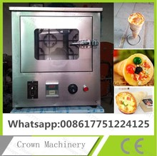 CE approved 110V/220V cone pizza machine; pizza cone oven