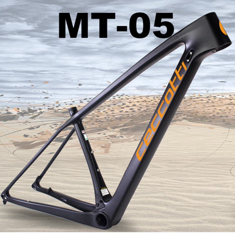 29er Carbon Frame 2019 super light Mountain Frame China Chinese taiwan race carbon fibre mtb bike bicycle frames CECCOTT
