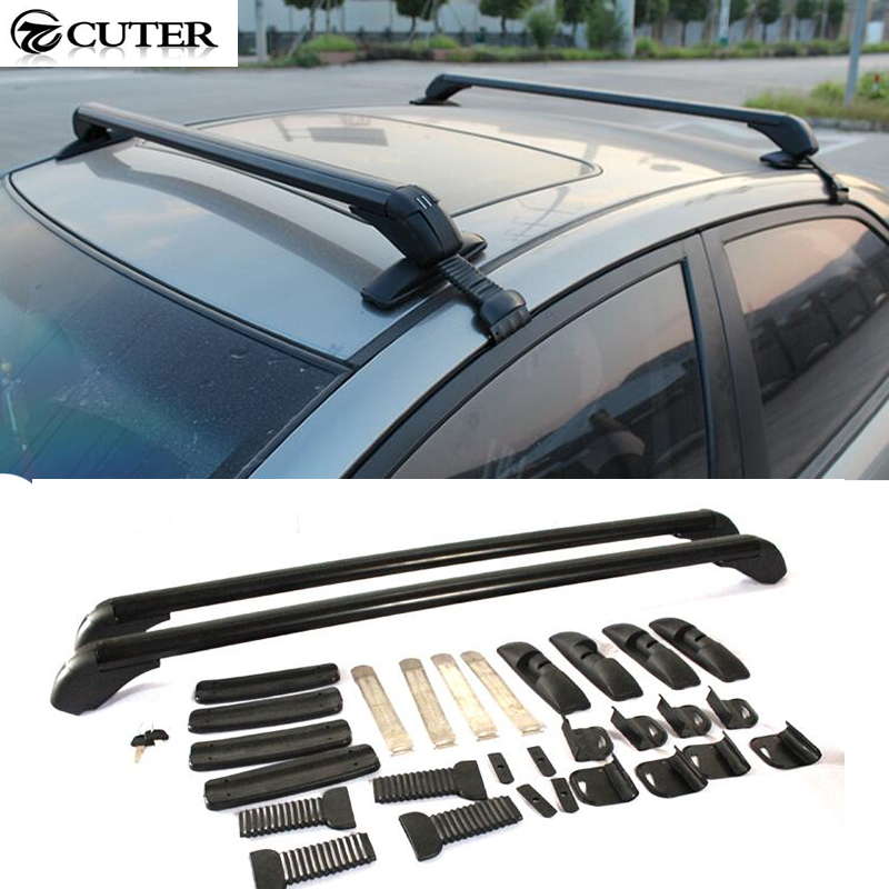 ФОТО Hot sell polo Car styling accessories Top Roof Rack Automobiles baggage carrier For VW POLO