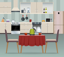 Kitchen Backdrops Awesome Buy Kitchen Backdrop And Get Free Shipping On Aliexpress
