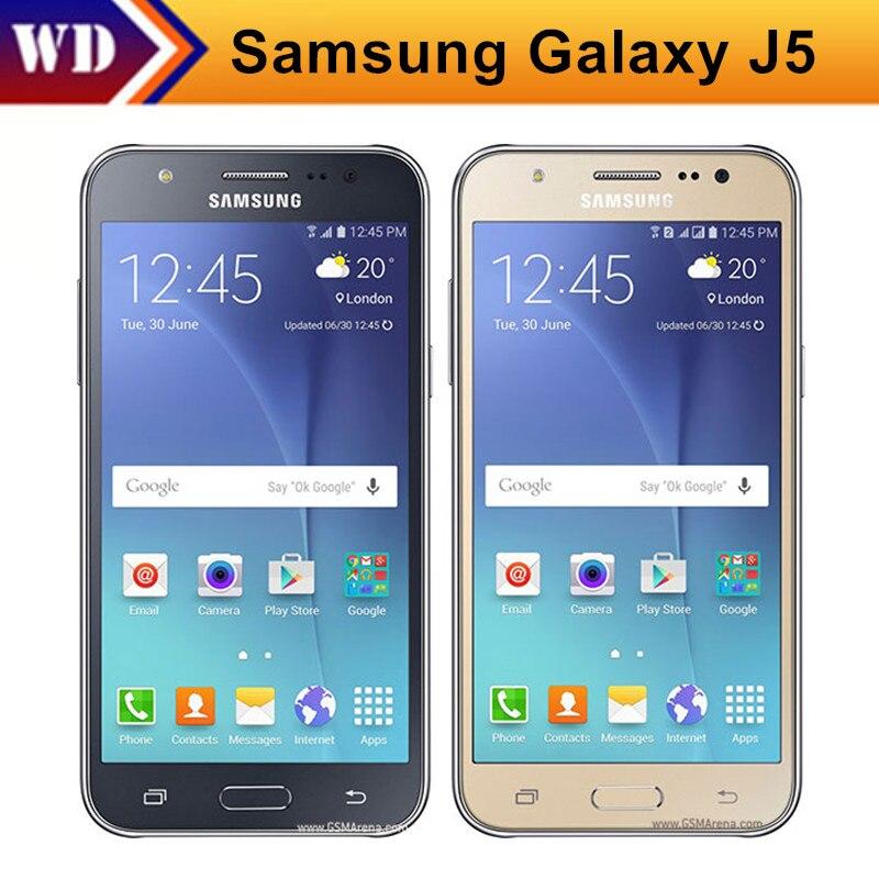 bilder für Sehr heißer verkauf ursprünglicher und freigesetzter samsung galaxy j5 j500f und j500h dual sim 8 gb rom, 1,5 gb ram, 5mp kamera handy