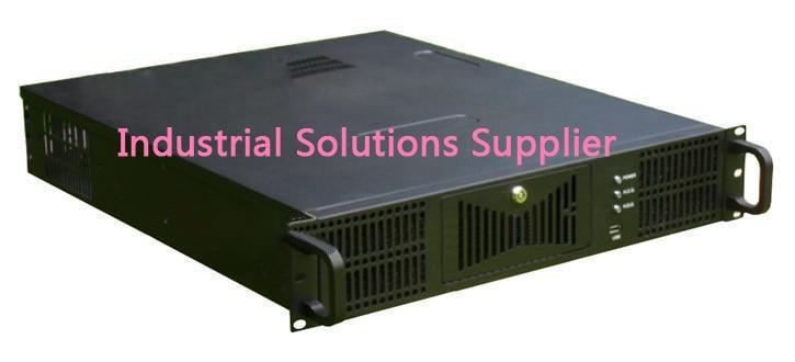 2u industrial computer case 2u server computer case appearance super hot