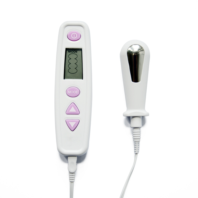 Pelvic Muscle Electrical Trainer Kegel Exerciser Incontinence Therapy For Women