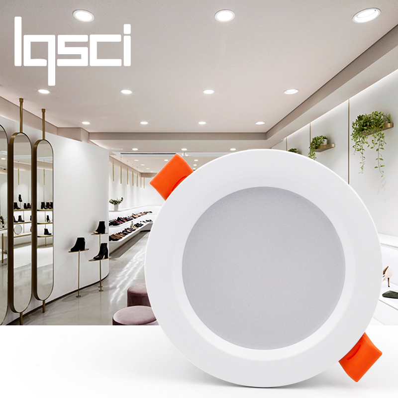 Lqsci LED Downlight Ceiling 3W Warm white/Cold white led light AC 220V 230V 240V New style-in LED Downlights from Lights & Lighting on Aliexpress.com | Alibaba Group