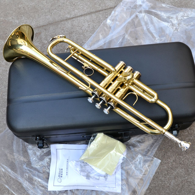 Jinbao Musical Jbtr-300 The Trumpet Musical Small B B Small