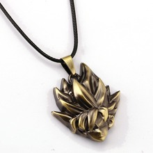 Dragon Ball Necklace Super Saiyan