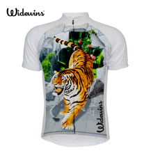 NEW Russia Tiger Cycling Jersey pro road RACE Team Bicycle Bike Pro Wear Clothing Breathable 5799