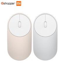 Ursprüngliche Xiaomi Tragbare Maus Drahtlose Maus Optische Bluetooth 4,0 RF 2,4 GHz Dual 1200 dpi Für Video Spiel Desktop Büro Laptop