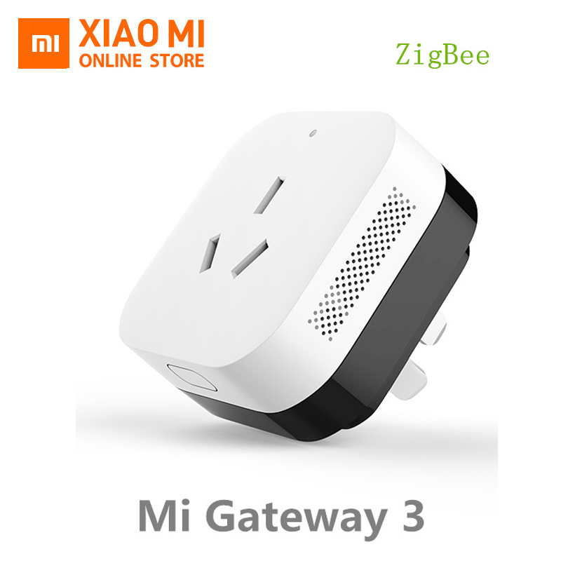 2019 Hot Xiaomi Gateway 3 Aqara Air Conditioning Companion Gateway illumination Detection Function Work With Mi