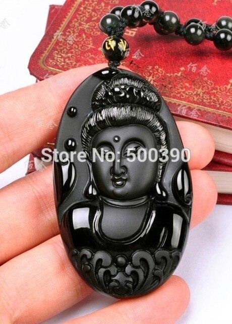 Natural mexico black yao jade kwan yin pendant carved amulet 2239 natural mexico black yao jade kwan yin pendant carved amulet 2239 aloadofball Images