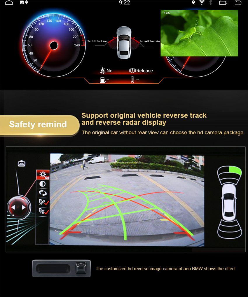 13 Koason 10.25 Inch IPS Touch Screen For BMW X3 E83 Android 7.1 System 2+32G RAM GPS Navi Multimedia Player MP5 Stereo WIFI BT AUX