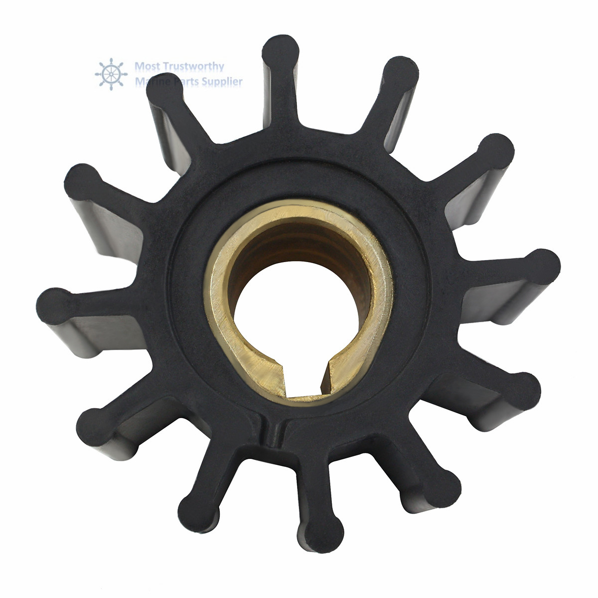 Water Pump Impeller Replacement for Johnson Inboard Motor Engine Parts 09-702B-1