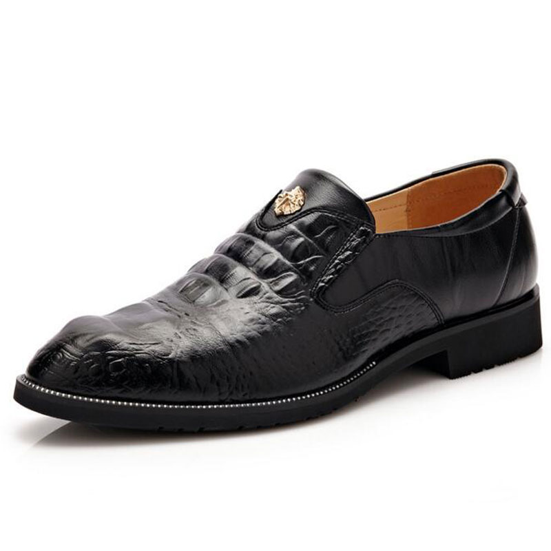 En Oxford light Mocassins Xmp556 Appartements Split De D'affaires Taille Homme 38 Tangnest Robe dark Chaussures Hommes 2018 Nouveaux Luxe ~ Black Brown Cuir 44 on Brown Slip 7azxA