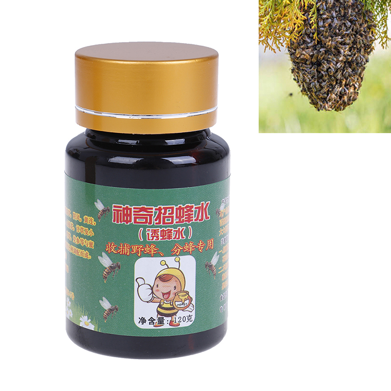 130g Swarm  Bee Attractant Hive For Drop Shipping Commander Premium Swarm Lure