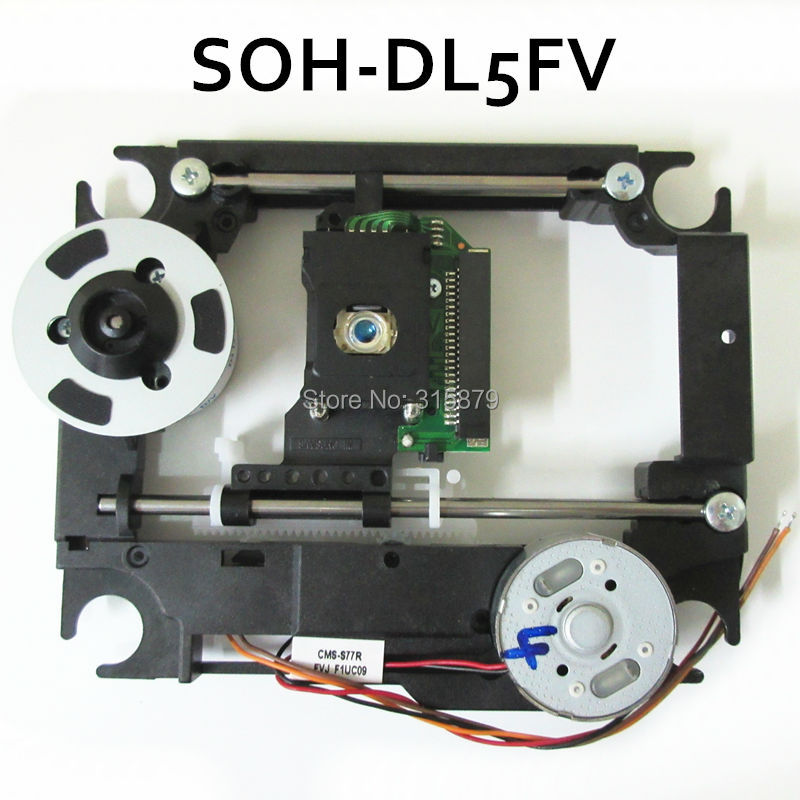 Original New DL5FV DL5 For SAMSUNG DVD Optical Pickup SOH-DL5FV With Mechanism CMS-S77R