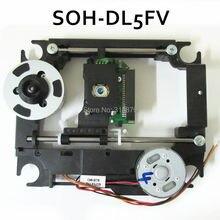Оригинальный Новый DL5FV DL5 для SAMSUNG dvd, оптический датчик линзы SOH-DL5FV с механизмом CMS-S77R