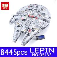 LEPIN 05132 7541pcs Star Series Wars Kits Ultimate Collector S Model Destroyer Building Blocks Bricks Children
