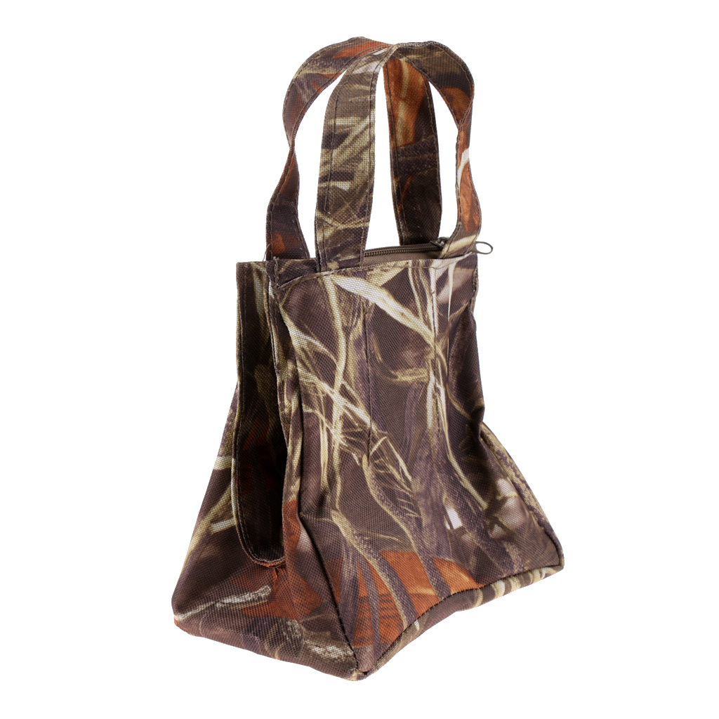 Outdoor Hunting Shooting Sandbag Camera Bean Bag with Carrying Strap Photography Bean Bag Hunting Accessorie