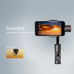 Zhiyun Official Smooth 3 3-Axis Handheld Gimbal Stabilizer Camera Mount for Smartphone Gopro3/4/5