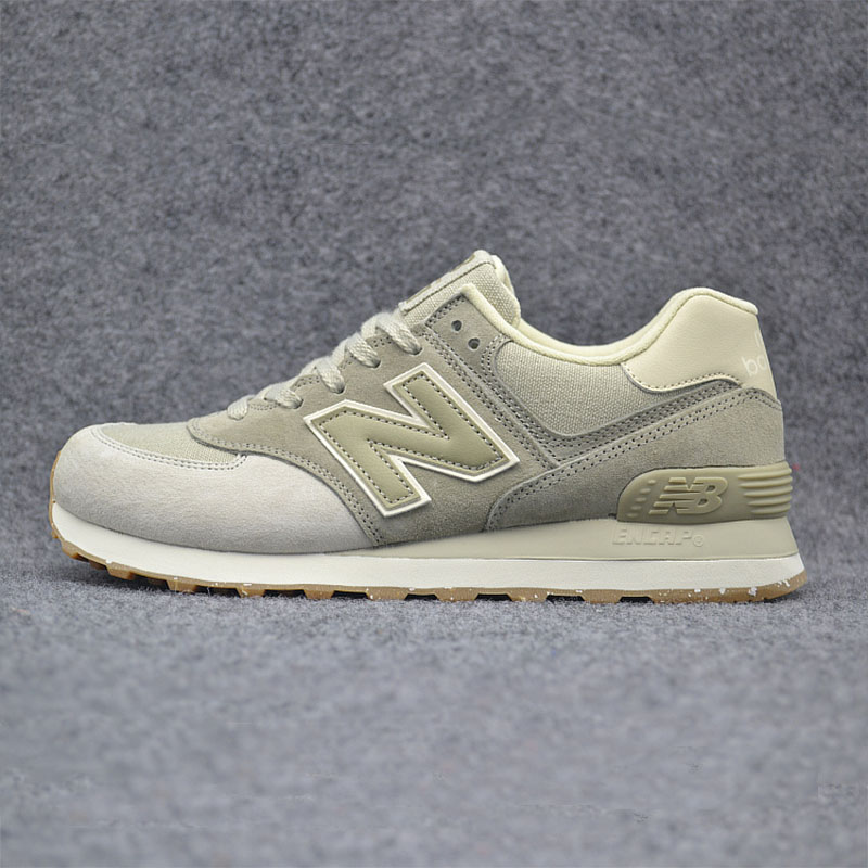 NEW BALANCE/NB574 2018 new Authentic encap mesh Breathable Sneakers Men Sport Shoes Anti-slippery Badminton Shoes Wide replacement lamp for dukane imagepro 9060 nec gt5000 gt6000 gt6000r digital projection showlite 5000sx 6000gv projectors