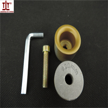 Die Welding-Parts Water-Pipe Head-20mm Hotmelt Good-Quality Thickest PE/PB Black/golden-Color