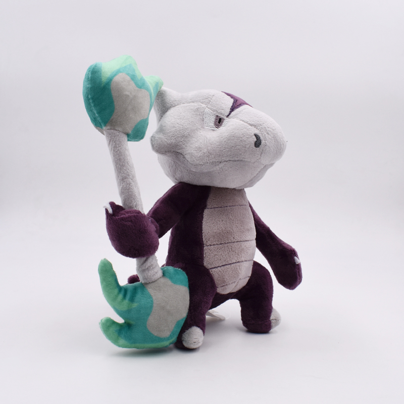 21cm Alola Marowak Garagara Plush Cartoon Doll Toys Hot Japanese Anime Figure Soft Peluche Doll Stuffed Doll For Kid Good Gifts