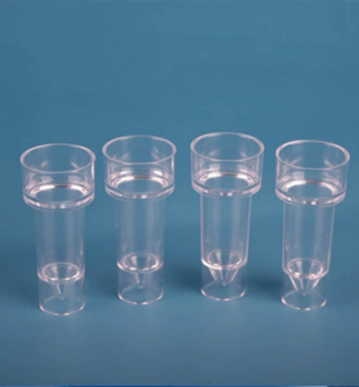 500pcs/lot lab plastic sample cup PS container match with the 7150, 7060 series biochemical analyzer lab series 15ml