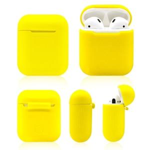 Image 3 - 5 в 1 сумка для хранения наушников, чехол для наушников AirPods, защитный чехол для наушников, чехол для Apple AirPods, аксессуары
