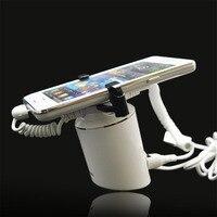 10 pz telefono Cellulare All'ingrosso Al Dettaglio Display Pinza Anti-lost Dispositivo di Allarme di Sicurezza Del Telefono Mobile Schermo Morsetto Supporti