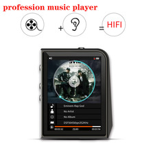 New arrive profession MP3 Music Player DSD128 24bit/192kHz HD Lossless Sport MP3 Player Sound RUIZU A505
