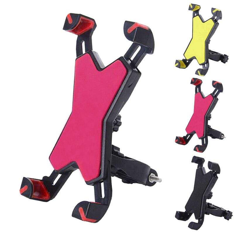 360 Rotating Rotation Bicycle Phone Holder bike Bracket Stand MTB Bike Holder Support Stand Adjustable Phone Rack Bicycle