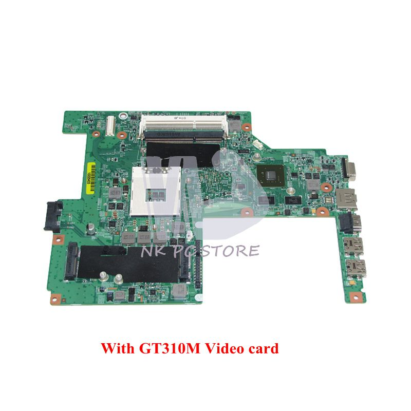 NOKOTION CN-0W79X4 0W79X4 W79X4 Main Board For Dell Vostro 3500 Laptop Motherboard HM57 DDR3 GT310M Video card nokotion laptop motherboard for dell vostro 3500 cn 0w79x4 0w79x4 w79x4 main board hm57 ddr3 geforce gt310m discrete graphics
