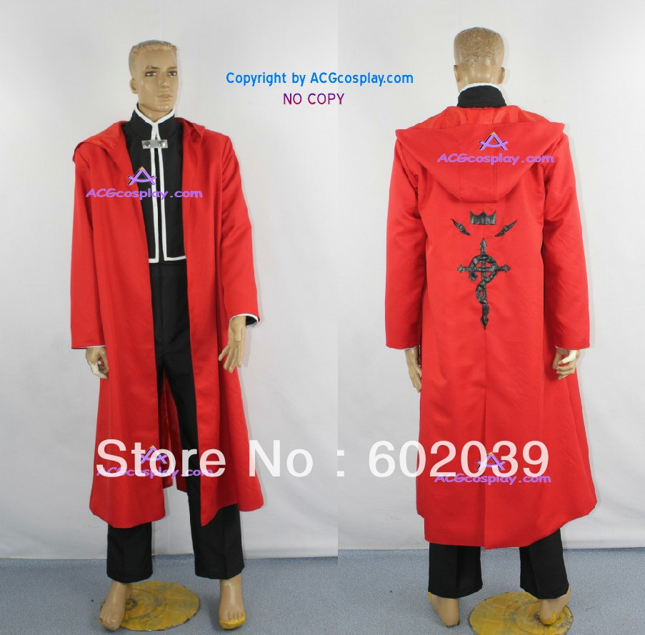 Fullmetal Alchemist Edward Elric cosplay costume include boots cover and gloves ACGcosplay anime fullmetal alchemist edward elric cosplay full metal alchemist cosplay costume