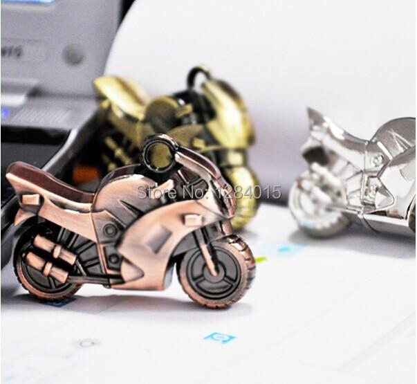 Metal Motorcycle USB stick flashdrive