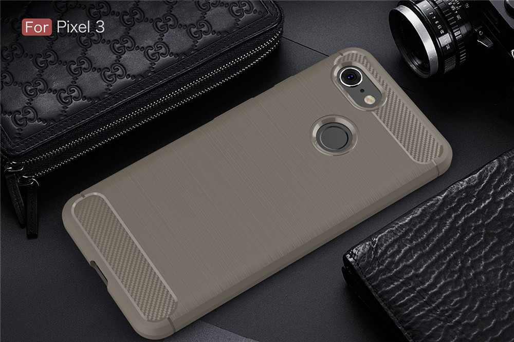 Case Coque Google Pixel 3 3XL Case Luxury Shockproof Soft Silicone TPU Cover For Google Pixel 3XL 3 Case Cover Capa